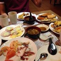 Photo taken at Shogun Japanese Buffet Restaurant by yennee t. on 11/30/2013