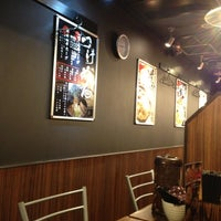 Photo taken at らあめん花月嵐 旗の台店 by green moon on 1/11/2013