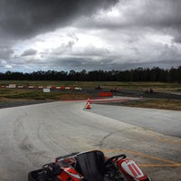 Photo taken at Xtreme Karting by Steve G. on 7/28/2013