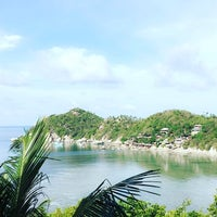 Photo taken at Jamahkiri Spa & Resort by Nicole P. on 6/7/2016