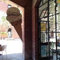 Photo taken at Norman's Ice Cream & Freezes by Tin C. on 3/15/2014