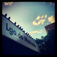 Photo taken at MetrôRio - Estação Largo do Machado by Nayhara G. on 4/19/2013