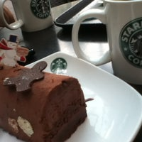 Photo taken at Starbucks by Mae L. on 12/25/2012
