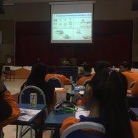 Photo taken at IPG Kampus Tun Hussein Onn by atiqah i. on 4/6/2016