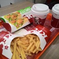 Photo taken at KFC by Анастасия К. on 9/5/2017