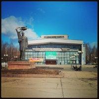 Photo taken at Театральная площадь by Виталий Б. on 4/28/2013