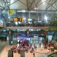 Photo taken at Rajiv Gandhi International Airport (HYD) by Arun S. on 11/30/2012