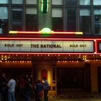 Photo taken at State Theatre of Ithaca by mark i. on 5/17/2013