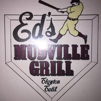Photo taken at Ed's Mudville Grill by Jason A. on 8/30/2015