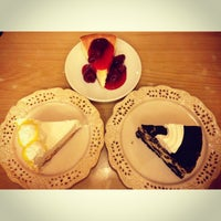 Photo taken at Kitchen Of Cakes And Coffee by Kristofunk M. on 4/13/2013