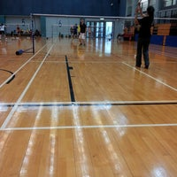 Photo taken at Tsing Yi Sports Centre 青衣體育館 by StEp H. on 2/23/2014