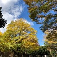 Photo taken at 東京大学 農学部3号館 by Koichi H. on 11/19/2017