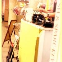 Photo taken at Riat 飯田橋店 by Kae N. on 11/7/2013