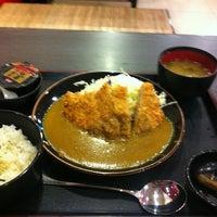 Photo taken at 福勝亭 民權店 by Chris T. on 12/16/2012