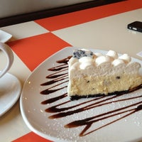 Photo taken at Broadway Cheesecake Co by Marie-Andrée R. on 10/23/2012