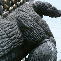 Photo taken at Godzilla by Ken F. on 5/2/2016