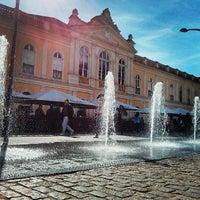 Photo taken at Public Market by Luiz Fabiano V. on 6/4/2013