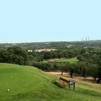 Photo taken at Club de Campo Villa de Madrid by Yusri Echman on 8/11/2013