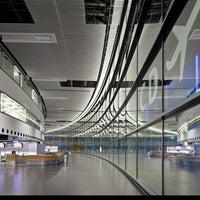 Photo taken at Vienna International Airport (VIE) by Yusri Echman on 6/7/2013