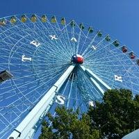 Photo taken at Texas Star Ferris Wheel by Jason A. on 10/14/2012