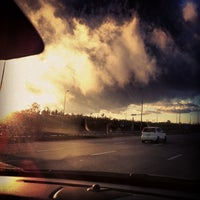 Photo taken at M1 Junction 7 by Nathan A. on 9/19/2013