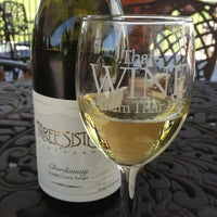 Photo taken at Three Sisters Vineyards & Winery by Elena F. on 5/26/2013