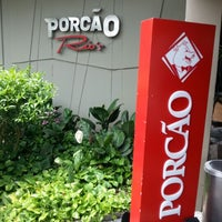 Photo taken at Porcão Rio's by Guilherme L. on 2/6/2013