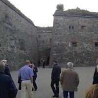 Photo taken at Ehrenbreitstein Fortress by Christian G. on 9/28/2012