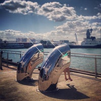 Photo taken at Wynyard Quarter by Stas K. on 2/24/2013
