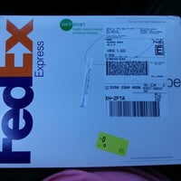 Photo taken at FedEx Ship Center by Лёша З. on 1/21/2013