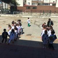 Photo taken at 29 Ekim İlkokulu by Büşra G. on 5/16/2016