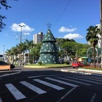 Photo taken at Praça Coronel Ernesto Bertaso by Kaan D. on 12/13/2017