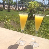 Photo taken at Beachside Restaurant and Bar by Kristine on 6/8/2013