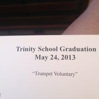 Photo taken at Trinity Presbyterian by Audrey I. on 5/24/2013