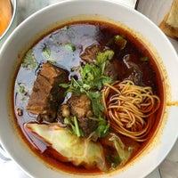 Photo prise au Hao Noodle par Brian W. le9/30/2018
