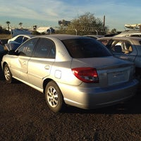 Photo taken at I-17 Auto & Truck Recyclers by I17Auto R. on 1/9/2014