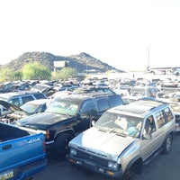 Photo taken at I-17 Auto & Truck Recyclers by I17Auto R. on 7/31/2014