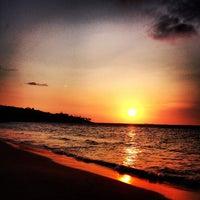 Photo taken at Praia do Curral by Beta B. on 12/10/2012