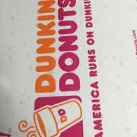 Photo taken at Dunkin Donuts by Robyne M. on 4/4/2016