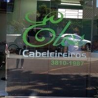 Photo taken at Elos Cabelereiros by Juliana B. on 6/7/2013