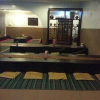 Photo taken at D'KL Restaurant, Kampung Likas by ABU HANAFIAH Y. on 8/15/2014