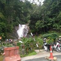 Photo taken at Lata Iskandar Waterfall by Ann G. on 11/5/2017