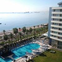 10/15/2012 tarihinde Lana S.ziyaretçi tarafından Porto Bello Hotel'de çekilen fotoğraf