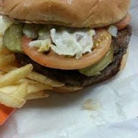 Photo taken at Whataburger by Timothy S. on 10/13/2012