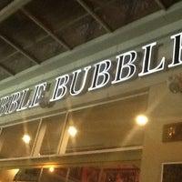 Photo taken at Cafe Hubble Bubble by Barış I. on 5/17/2013