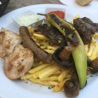 """Photo taken at Restaurant """"Alte Brücke Mostar"""" by Perry G. on 7/14/2018"""