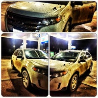 Photo taken at Chevron by Ercan G. on 11/29/2012