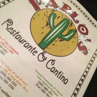 Photo taken at Pablo's Restaurante & Cantina by Allison on 2/1/2013
