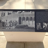 Photo taken at Little Rock Central High School National Historic Site by Lewis B. on 7/28/2013