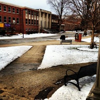 Photo taken at East Tennessee State University by Samantha on 2/4/2013